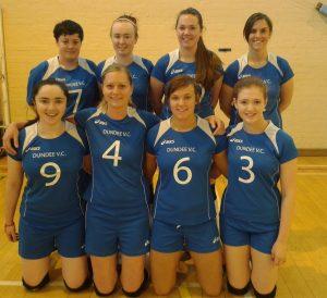 Girls team 1516